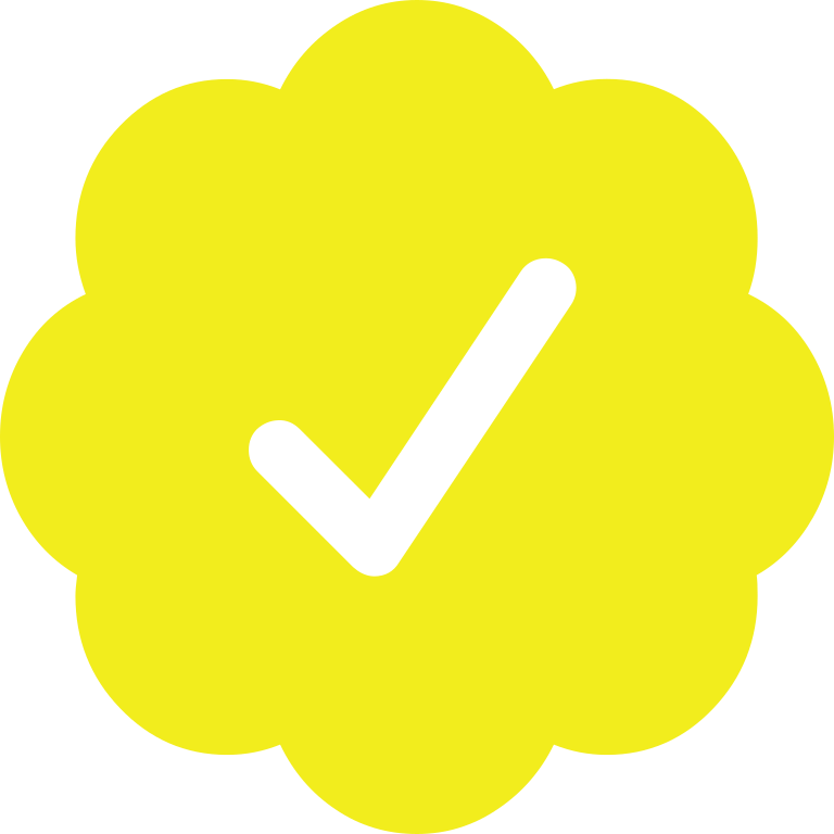 :verified_yellow: