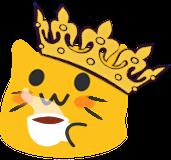 :crowncat: